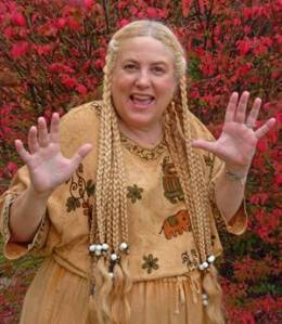 Professional Storyteller Debbie Dunn