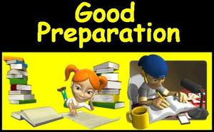 Good Preparation designed by Debbie Dunn