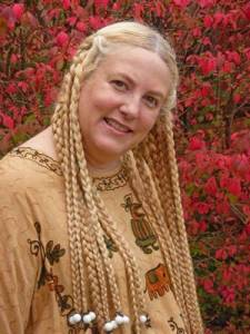 Professional Storyteller & Author Debbie Dunn aka DJ Lyons