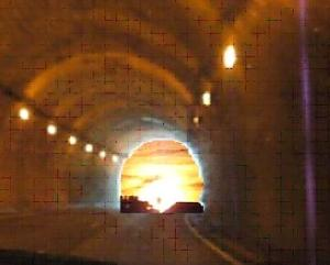 Tunnel in Asheville, NC taken by Debbie Dunn aka DJ Lyons