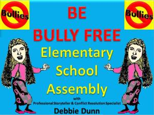1 - Title Page - Be Bully Free
